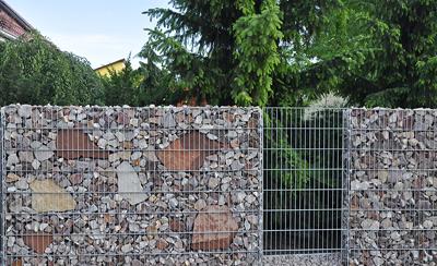 Gabioni - akmens žogi